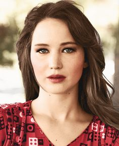 Jennifer Lawrence  beautiful in every way