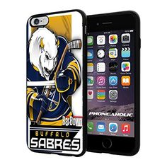 """NHL Buffalo Sabres , Cool iPhone 6 Plus (6+ , 5.5"""") Smartphone Case Cover Collector iphone TPU Rubber Case Black Phoneaholic http://www.amazon.com/dp/B00VUMDMIE/ref=cm_sw_r_pi_dp_w.zmvb1D9YNCR"""