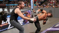 Dean Ambrose vs. AJ Styles: fotos