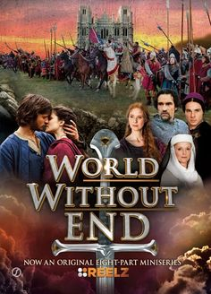 Image result for movie poster world without end