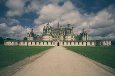 Zamek Chambord