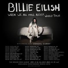 Billie Eilish 1 General Admission E-Ticket Washington DC @ The Anthem June ( 13 Bids ) Vip Tickets, Concert Tickets, Concert Posters, Music Posters, Billie Eilish, Icons Twitter, Emoji, Red Rock Amphitheatre, United Center