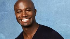 taye diggs and his amazing smile