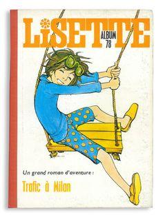 Lisette Album 78 (April - June 1968)