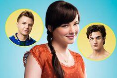 Brett Davern (Jake) , Ashley Rickards (Jenna) , & Beau Mirchoff (Matty) - Awkward