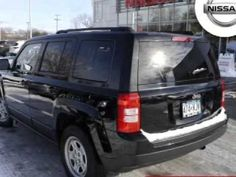Used 2012 Jeep Patriot.  Tackle winter with this great pre-owned vehicle!