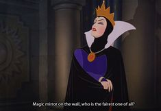Disney Evil Queen from Snow White Who is the fairest of them all?