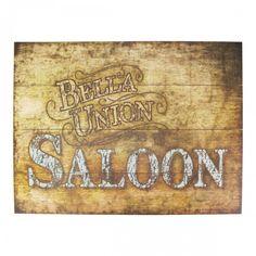 Bella Union Saloon Deadwood