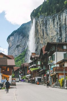 The Most Beautiful Place in the World? Lauterbrunnen, Switzerland
