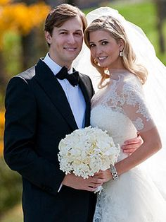 FIRST PHOTO: 'Beautiful and Smart' Ivanka Trump & Jared Kushner