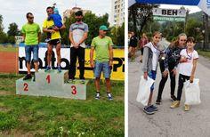 Bežci PATRIOT Vranovskej bežeckej ligy 2015 sa zúčastnili preteku v Michalovciach. #Beh #Pretek #Michalovce #Patriot #PatriotVranovskaBezeckaLiga