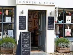 Shopper's Diary: Hooper & Shaw in Cornwall, England: Remodelista