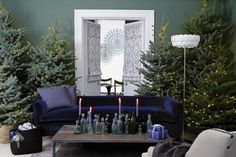 Discover the most stunning ways to decorate your christmas tree during the festive season on HOUSE at House & Garden