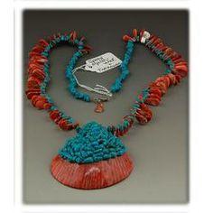 Vintage Kingman Turquoise...