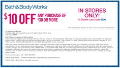 Free Printable Coupons: Bath And Body Works Coupons Free Printable Coupons, Free Coupons, Print Coupons, Free Printables, Bath And Body Shop, Bath And Body Works, Bath Body Works Coupon, Black And White Picture Wall, E Words