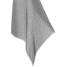 Stainless steel cleaning mesh -   by Mono. Softmesh Rengöringsduk Rostfritt Stål