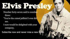 Jailhouse Rock - Elvis Presley (1957)