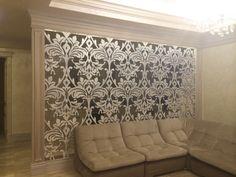 Laser cut partition Door Design, Wall Design, House Design, Sliding Door Room Dividers, Hookah Lounge, Partition Design, Decorative Wall Panels, Room Decor, Wall Decor