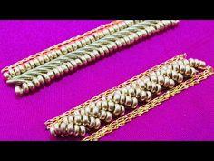Aari Embroidery Tutorial 22 - YouTube