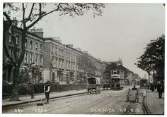 Jamaica Road - Pictures of Bermondsey & Rotherhithe Vintage London, Old London, Victorian London, London City, Bermondsey London, London Architecture, Ancient Architecture, Road Pictures, London History