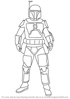 Boba Fett is a male character from Star Wars and is actually a clone of his father. He learnt martial skills from the very young age. He is the most dangerous bounty hunters.