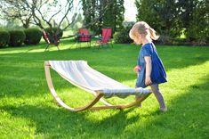 Want to Make a Good Hammock Great? Add a Splash of Comfort – Hammocks Ideas Kids Hammock, Baby Hammock, Indoor Hammock, Kids Swing, Hammock Chair, Indoor Outdoor, Hammocks, Wooden Hammock, Wooden Swings