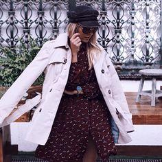 Así llevarás la gorra marinera según instagram