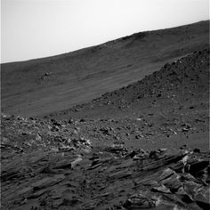 """A """"mão de Marte"""""""