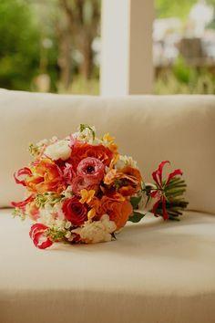 Elegant 'Inside Out' Destination Wedding in Nashville | OneWed