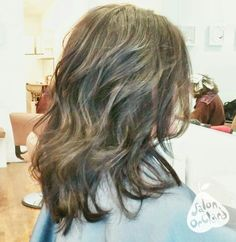 Soft wave layerd cut