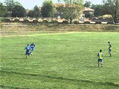 Soccer Drill 1   ball control, passing and movement - YouTube