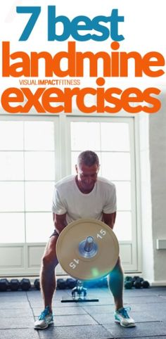 Kate Upton's personal trainer focuses heavily on landmine exercises to get her and other swimsuit models into top shape. Here are some of his video demonstrations on how to get the most out of this exercise. Mental Training, Weight Training, Strength Training, Strength Workout, Fit Girl Motivation, Fitness Motivation, Cycling Motivation, Training Motivation, Exercise Motivation