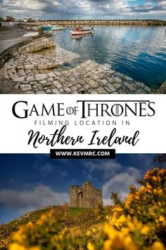 Discover 28 Game of Thrones Filming Locations in Northern Ireland. Would you like to travel to Westeros? With 28 Game of Thrones filming locations in Northern Ireland, this country is sure to remind you of the Seven Kingdoms. Where was Game of Thrones filmed? And which scenes were filmed in Northern Ireland?That's what you'll learn in this guide! #gameofthrones #filming #northernireland #ireland #irelandtravel #travelguide #traveldestinations #travelinspiration #springbreak
