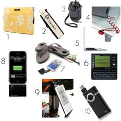 techy gift items for travel