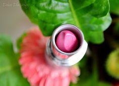 Dobre Dla Urody: Naturalna szminka ChriMaLuxe Minerals - Cool Pink 21