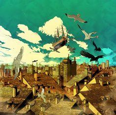 Illustrations by Shan Jiang