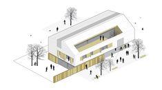 1. Preis: 1. Preis -  Perspektive, © MEGATABS architekten ZT GmbH