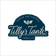 Logo Foodtruck Tilly's Tante