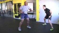 HIIT Workout with the TRX Rip Trainer