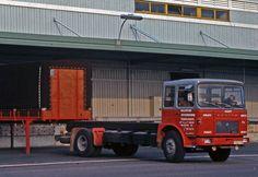 SAVIEM gamme haute : la cabine 860 - Fondation Berliet