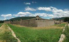 En #Instagram: Castillo de Jaca #España #viaje #trip #panorámica #panoramic #amazing http://ift.tt/29Tbp2A