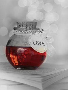 love potion . . .