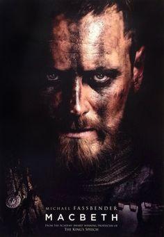 """Pôsteres do filme """"Macbeth"""" com Michael Fassbender http://cinemabh.com/imagens/posteres-do-filme-macbeth-com-michael-fassbender"""