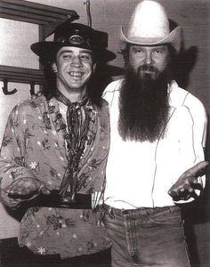 Stevie Ray Vaughn and Billy Gibbons....to see those together would have been nothing short of amazing