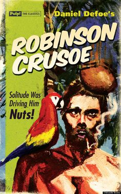crusoe pulp style