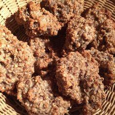 cuisinedemememoniq:  Une tuerie ces biscuits à la noisette...