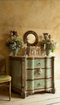 I love French country style, shabby chic , romantic and white style. This is just random things I love. French Decor, French Country Decorating, Cottage Decorating, French Country House, French Cottage, Country Living, French Country Colors, Cottage Art, French Farmhouse
