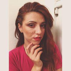 Monica Charmonde makeup