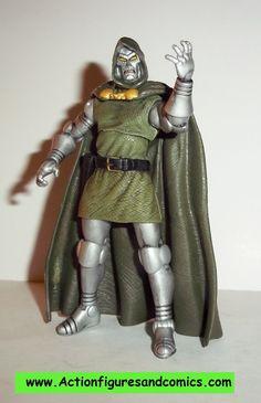 marvel universe DR DOOM series 3 015 2011 hasbro 3.75 inch action figures fig