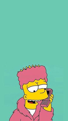 the simpsons wallpaper Simpson Wallpaper Iphone, Iphone Wallpaper Vsco, Plant Wallpaper, Cartoon Wallpaper Iphone, Mood Wallpaper, Cute Disney Wallpaper, Aesthetic Pastel Wallpaper, Cute Wallpaper Backgrounds, Cute Wallpapers